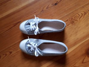 Ballarina grau/weiß