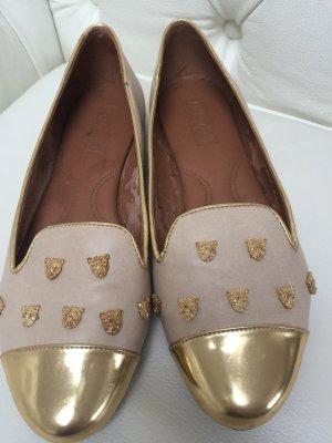 Ballerina goud-room
