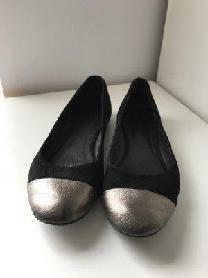 Ballerina, 38 von Cox, schwarz & bronze