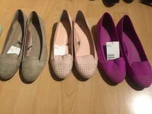 H&M Ballerinas multicolored