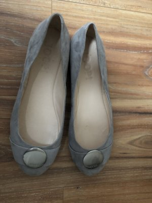 Joop! Ballerines Mary Jane gris clair