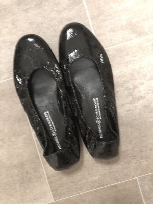 Kennel + schmenger Patent Leather Ballerinas black
