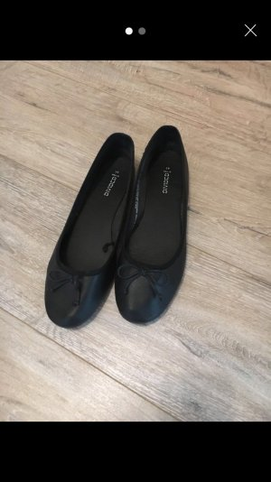 H&M Ballerinas black