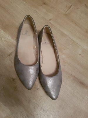 Bailarinas color plata