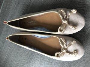 Ballerina beige / grau