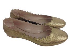 Ballerina Chloe gold Gr. 37,5