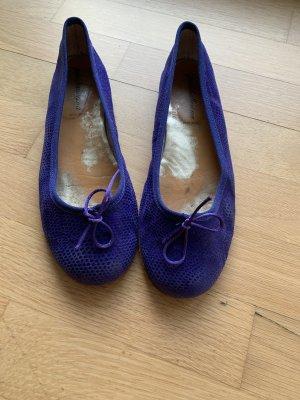 Ballerina Echtleder