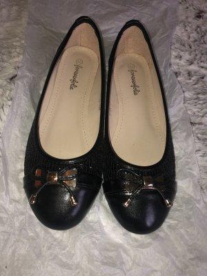 Ballerina Jumex Schuhe Größe 40 Schwarz