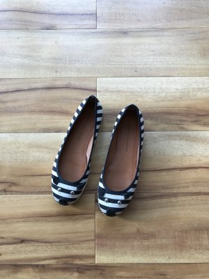 Marc by Marc Jacobs Ballerinas black-natural white