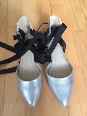 Ballerina pimkie Silber Größe 39