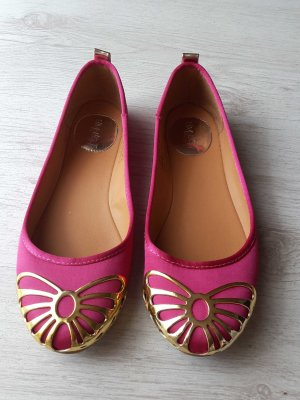 ballerina  pink mit gold in 39
