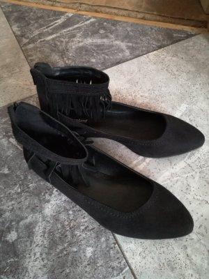 Ballerina Schuhe mit Fransen von Graceland