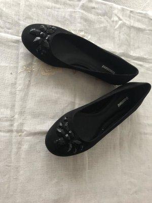 Graceland Ballerinas black
