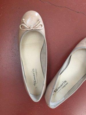 Ballerina Tamaris beige Gr.42