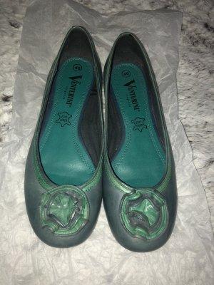 Ballerina Venturini Grün Größe 40 Schuhe
