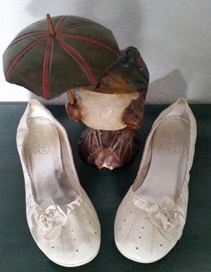 Graceland Foldable Ballet Flats oatmeal