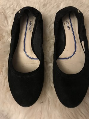 Joop! Foldable Ballet Flats black