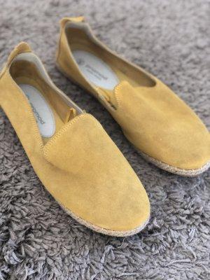 Promod Ballerines pliables jaune primevère
