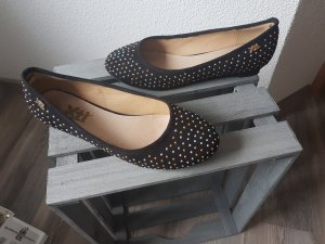 Xti Ballerines Mary Jane noir