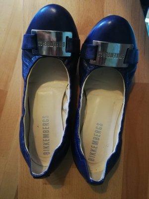 Bikkembergs Foldable Ballet Flats blue