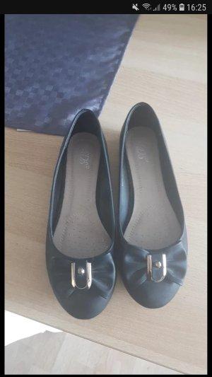 Ballerines Mary Jane noir