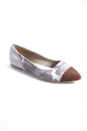 Ballerinas Camouflage-Muster