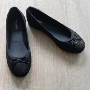 Graceland Ballerines Mary Jane noir
