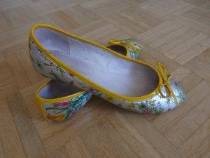 Ballerinas Echtleder / Gr.37 / TOP-Zustand!