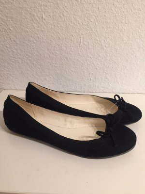 Buffalo Ballerinas black