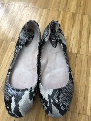 Bloch Patent Leather Ballerinas multicolored