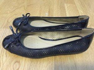 Ballerinas Größe 37 in schwarz von Geox - fast nicht getragen