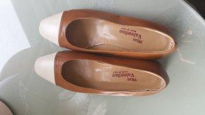 Ballerinas Größe 38, kompl. aus Leder