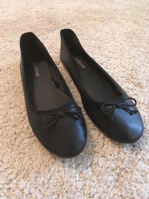 Ballerinas H&M schwarz