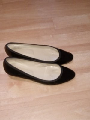 Ballerinas Lackleder Kittenheel Gr. 39