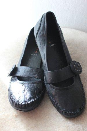Ballerinas MARC schwarz