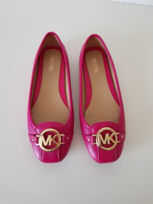 Michael Kors Mary Jane Ballerinas pink