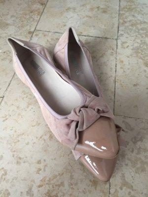 Ballerinas mit Schleife Gr 39