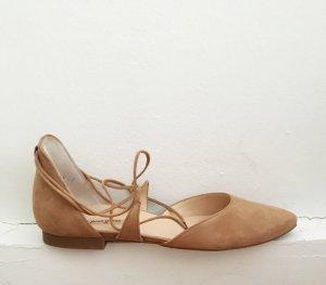Ballerinas mit Schnürung von Paul Green