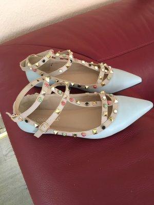Ballerinas mit Steinchen
