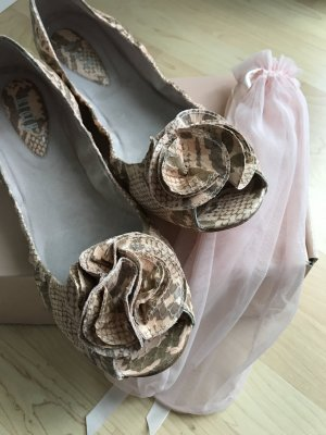 Bloch Ballerinas pink-light brown