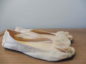 Ballerinas puderrosa aus der H&M