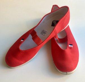 Ballerinas - rot- 41 - neu