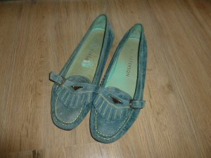 Ballerinas Schuhe türkis Gil Peterson