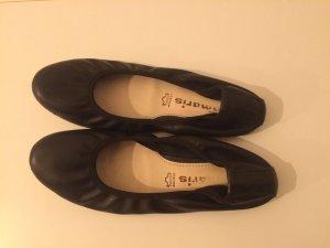 Ballerinas  schwarz Größe 37