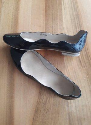 Ballerinas, Slipper, flache Schuhe, Halbschuhe