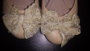 Ballerinas ungetragen 41