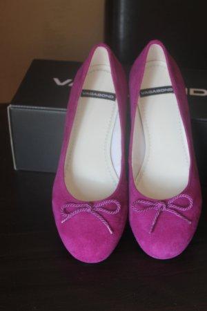 Ballerinas  violett  Gr.36 Vagabond