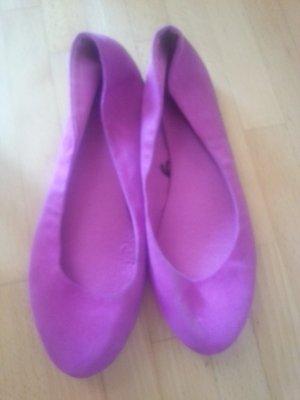 Ballerinas Violett Pink Gr. 37