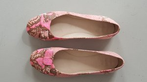 Bogner Peep Toe Ballerinas multicolored