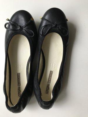 Ballerinas von Buffalo, Größe 39, schwarz